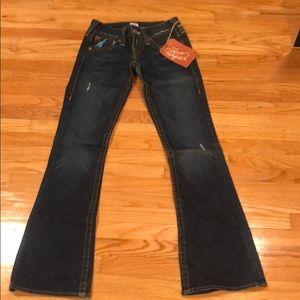 True Religion Women Jeans size 16.